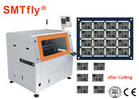 Cina SMTfly PCB depaneling Equipment - PCB Separator 100mm / s Cutting Speed pabrik