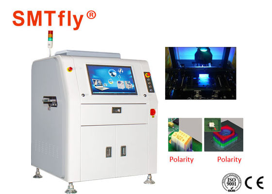 AC Server Driver Automated Optical Inspection Machine 4-6 Bar Air Supply SMTfly-Z6